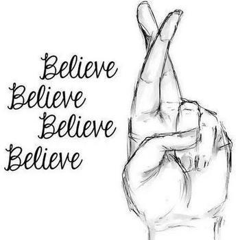 Crois-en toi, et surtout bat-toi.