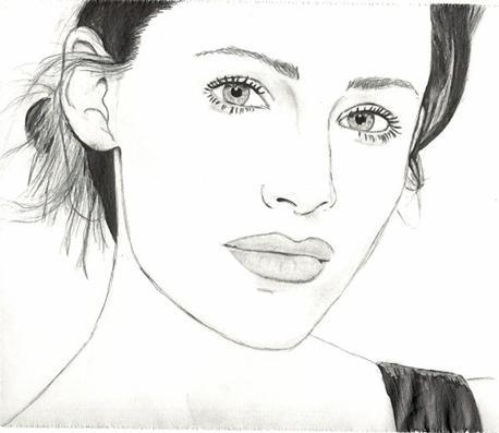 Un dessin, réalisé par moi