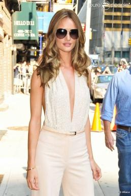 Vue sur Rosie huntington-whiteley