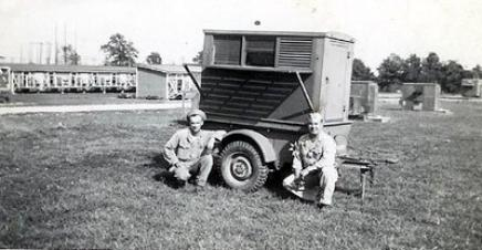 US ARMY 1945