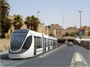 T'es français(e) ? Alors paye tes impôts pour construire le tramway en Israel !