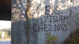 ISLAMOPHOBIE EN FRANCE : EN PROGRESSION
