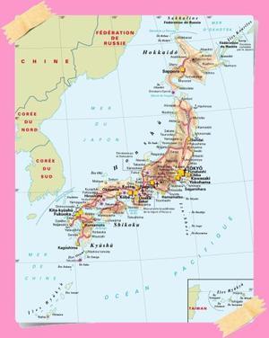 Le Japon [à compléter...]