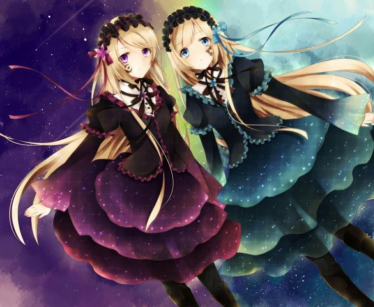 Des soeurs jumelles