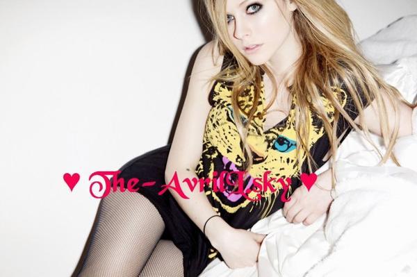 Avril Ramona Lavigne ♥