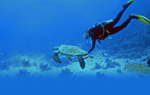 Water Sports activities in Lakshadweep