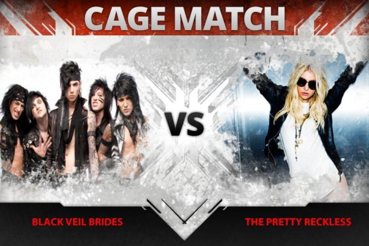 Cage match #1