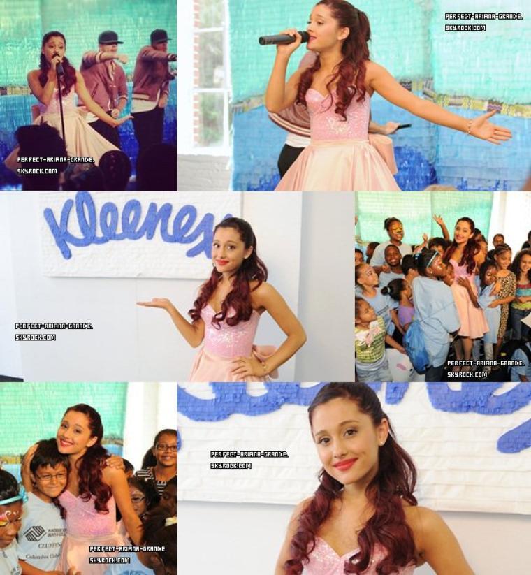 Une vidéo de Ariana !