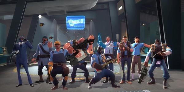 Team Fortress 2, il est free, il a tout compris.