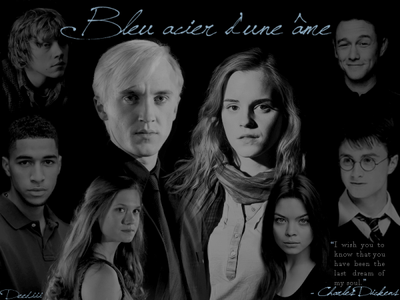 Le bleu acier d'une âme