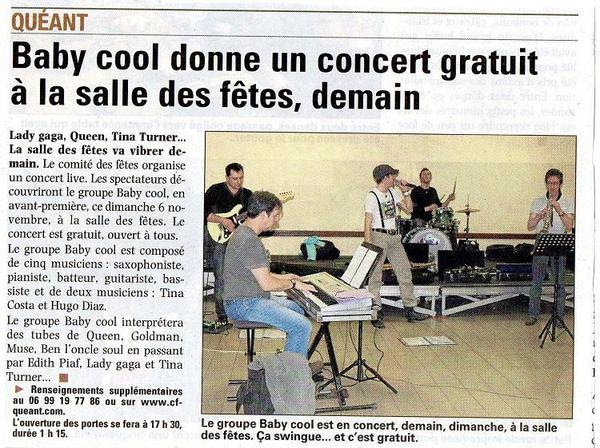 """Article de presse """"La Voix du Nord"""""""