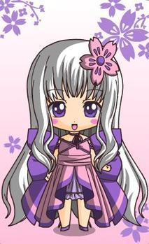 My first pullip : Sakura