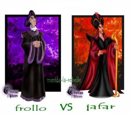 frollo vs jafar