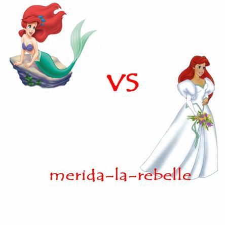 ariel VS
