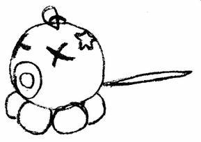 Petit poulpe
