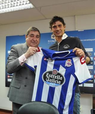 Les transferts du Deportivo 2011-2012