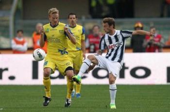 La Juventus ramène un point à Chievo