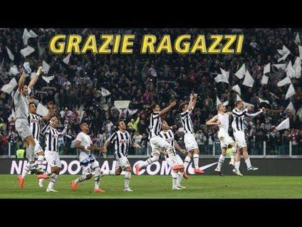 En s'imposant sur la pelouse de Cagliari la Juventus retrouve le paradis avec le 28 scudetto remporté