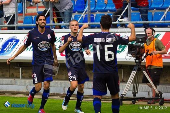 Le Deportivo renoue avec le succès en s'imposant sur la pelouse de Numancia après 2 match sans victoire