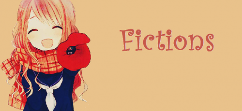 ◙ Les coin a fan-fiction/os ◙