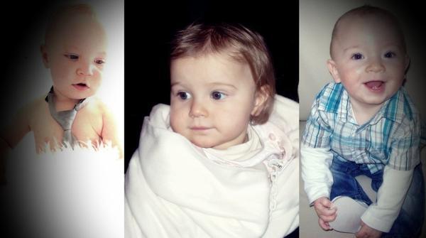 Les Trois  Amour De Ma Vie C..A..M..I..L..L..E & B..A..T..I..S..T..E & L..O..U..I..S..O..N