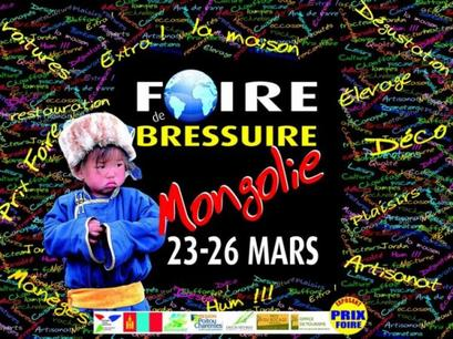 Bressuire (79) foirexpo Du 23 au 26 mars 2012