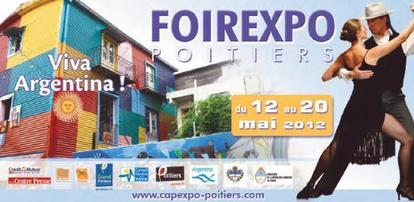 Poitiers (86) Foirexpo Du 12 au 20 mai 2012