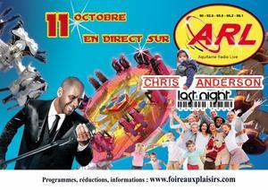 Bordeaux Foire aux Plaisirs du 12 Octobre au 7 Novembre 2012
