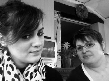 La femme de ma vie ma mère..♥