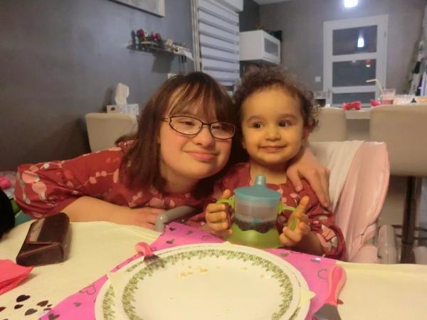 21 décembre 2012, Manelle a 2 ans !! (l)