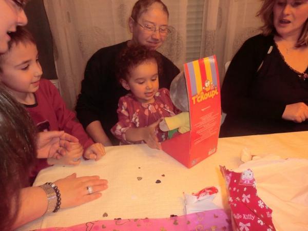 Gâteaux et cadeaux !