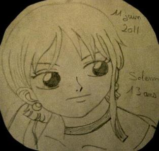 Mes dessins ... spécial One Piece !!