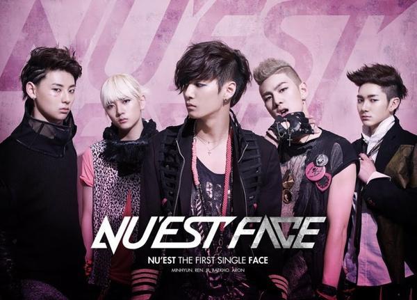 NU'EST (뉴이스트) - FACE