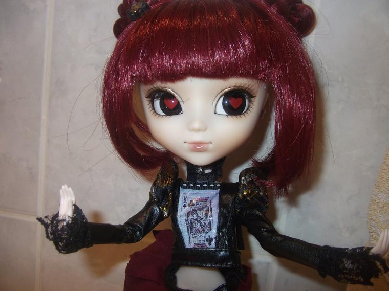photo de ma pullip lunatic queen ( 1 )