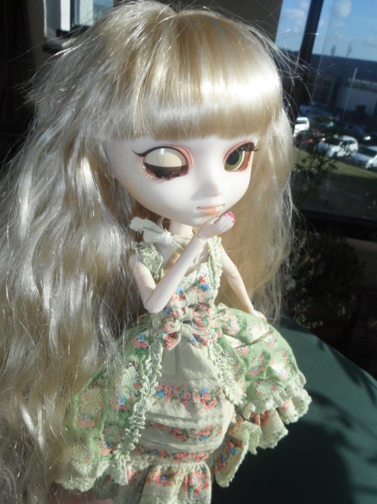 ma petite Rosery dehors ^^