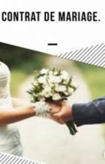 1 : Contrat de mariage.