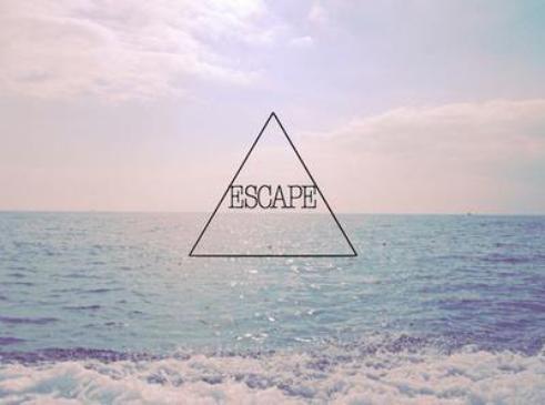 Réflexions nocturnes. (dés)espoir. /3 : Escape.