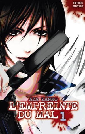 Manga L'empreinte du mal Genre : Shojo [Thriller et Science-Fiction]