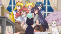 Anime Sailor Moon Crystal Genre : Shojo[Romance, Comédie et Magical Girl]