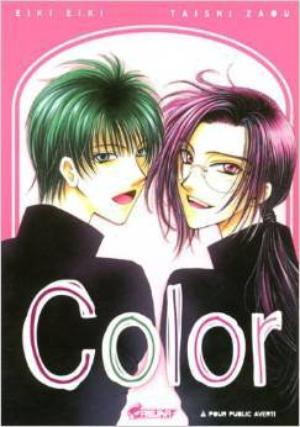 One Shot Color Genre : Yaoi
