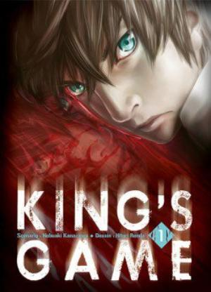 Manga King's Game Genre : Seinen[Fantastique, Horreur, Drame, Action et Suspense]