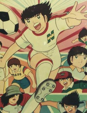 Manga/Anime Olive et Tom / Olive et Tome Le retour Genre : Shonen[Sport, Comédie et Amitié]