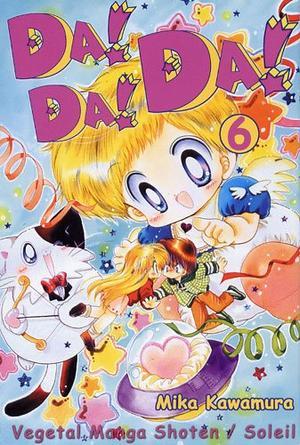Manga/Anime Da! Da! Da! Genre : Shojo[Comédie, Fantastique et Romance]