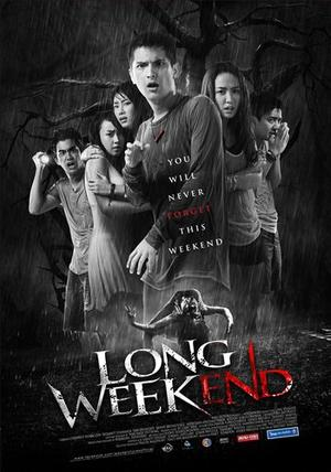 Film : Thailandais Long Weekend 85 minutes