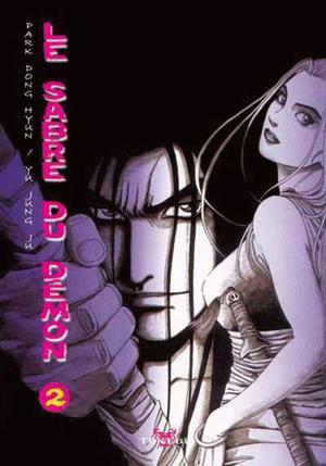 Manhwa Le sabre du démon  Genre : Shonen/Sonyun[Arts martiaux, Action et Drame]