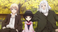 AnimeIkoku Meiro no Croisée Genre : Shojo[Amitié et Tranche de vie]