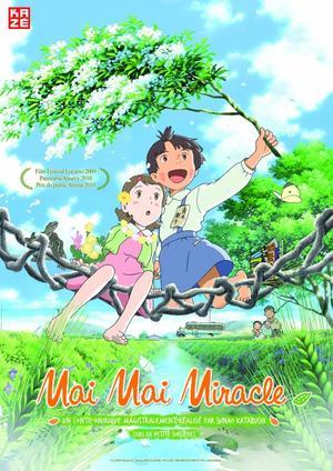 Film d'animation Mai Mai Miracle 95 minutes[Amitié, Aventure et Mythe]
