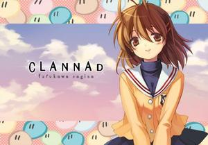 Anime   Clannad  Genre : Shojo[Romance, Drame, Amitié, Ecole et Tranche de vie]