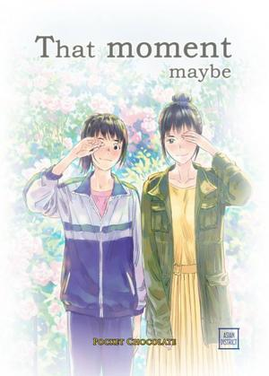 One Shot (manhua) That Moment Maybe Genre :Shojo [Tranche de vie et Romance]