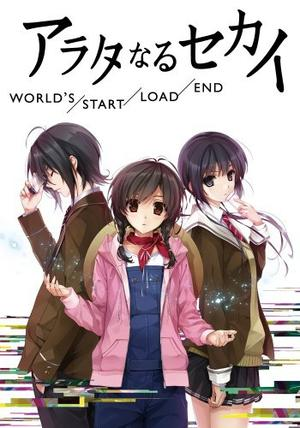 OAV Arata-Naru Sekai : World's Start Load End Genre : Shonen [Drame et Science-fiction]